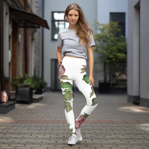 Rose Hips | Yoga Leggings