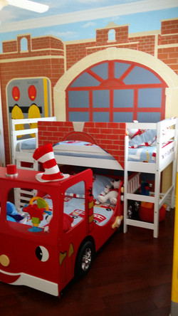 Firehouse Bedroom