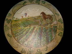 Equestrian Table Top