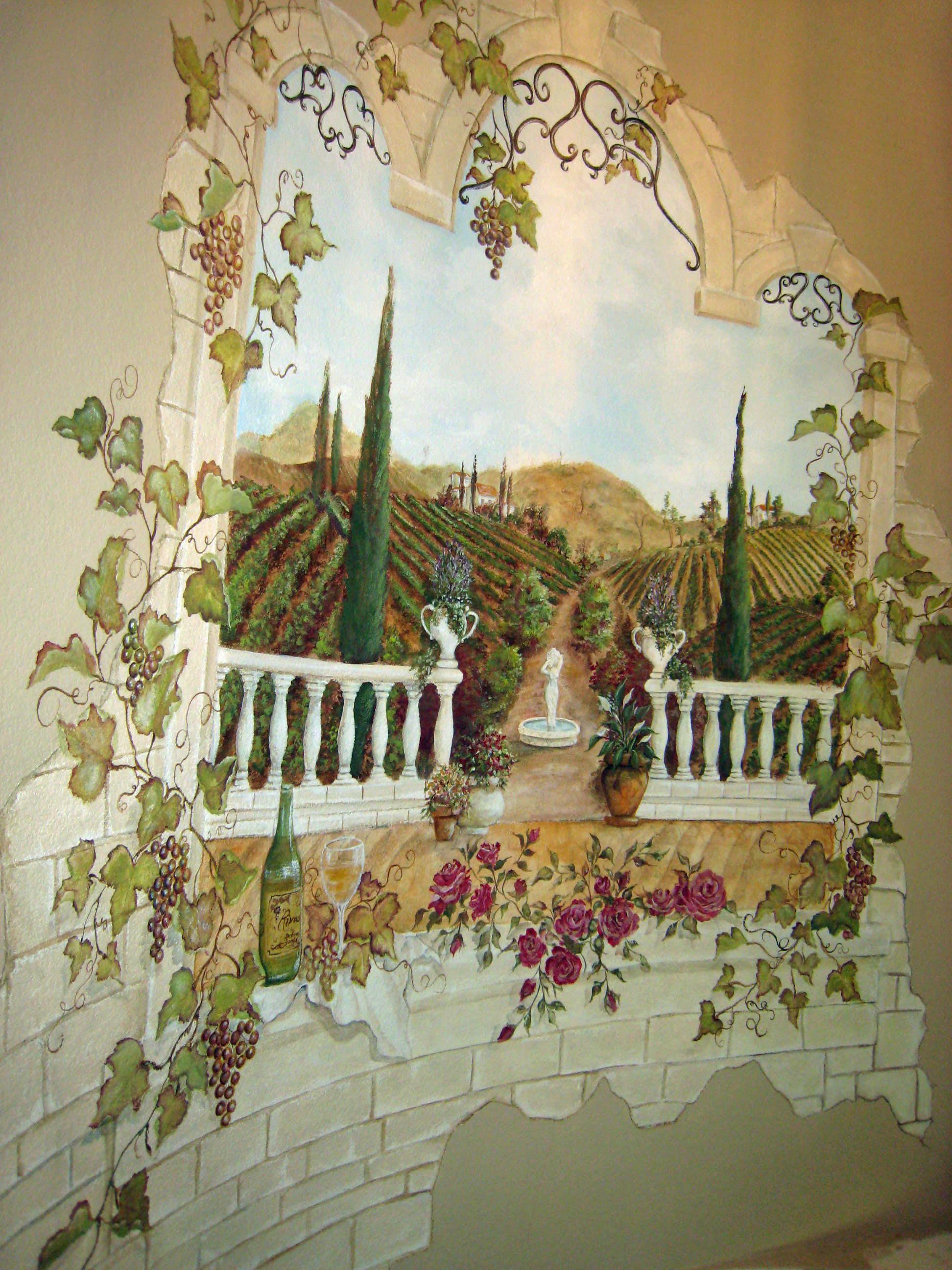 Vineyard Veranda