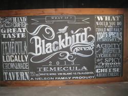 Blackbird Tavern Temecula Ca