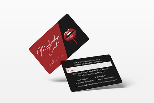 Plastic Business/Loyalty Cards