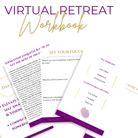 Virtual Retreat Workbook