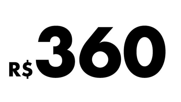 R$360