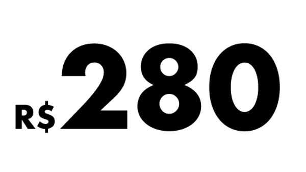 R$280