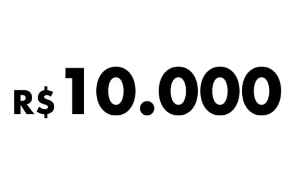 R$10.000