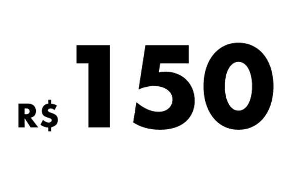 R$150