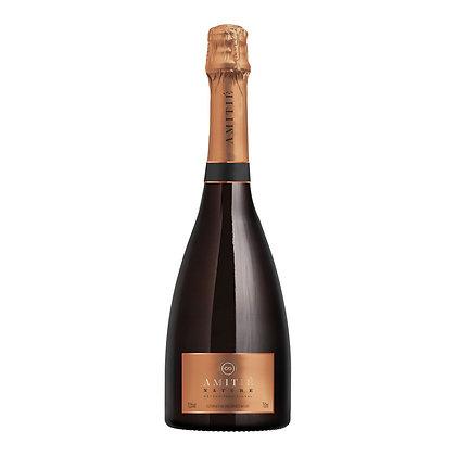 Amitie Brut Nature Colar 100% Chardonnay Tradicional