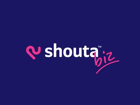 Shouta Launches Shouta Biz™