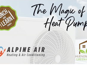 The Magic of Heat Pumps
