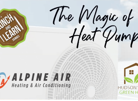 The Magic of Heat Pumps