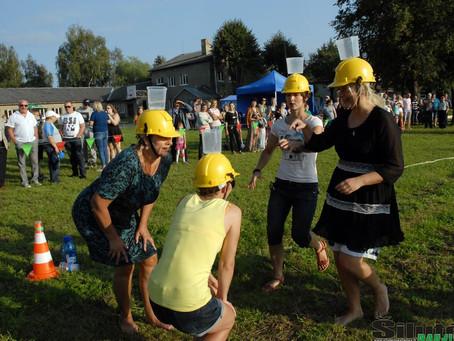 Reikalinga parama Laučių kaimo šventei