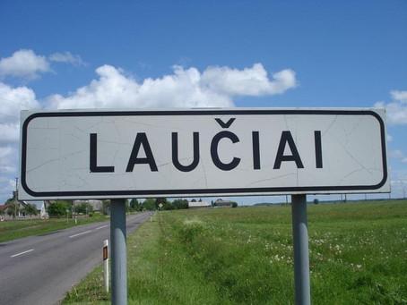 Dovana Laučių kaimo bendruomenės įkūrimo dešimtmečio proga - interneto svetainė