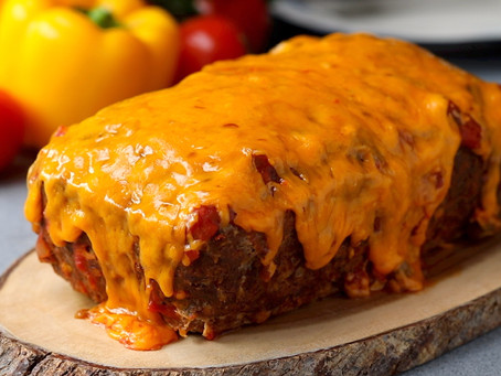 Taco Meatloaf Olé