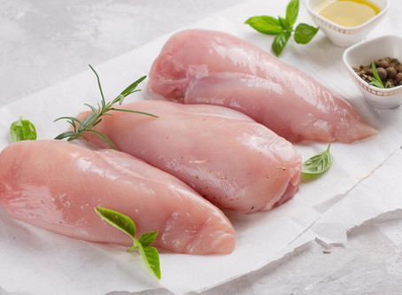 The CDC Delivers The Final Verdict: Not to Wash Your Chicken