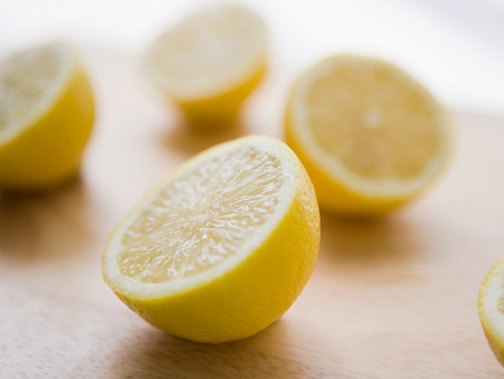 Natural Kitchen Hacks Using Fresh Lemons and Home.Made. Sport Drinks