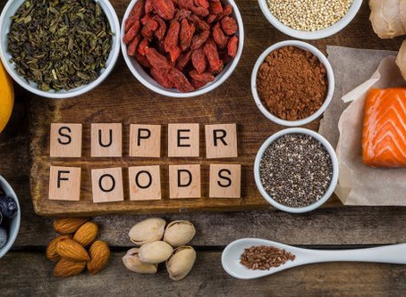 Straight-Up Superfoods