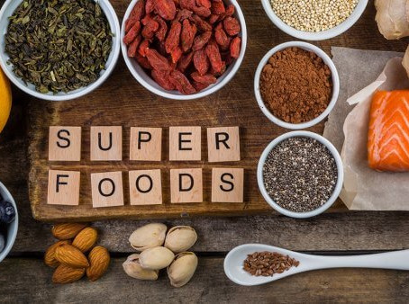 Straight-Up Superfoods