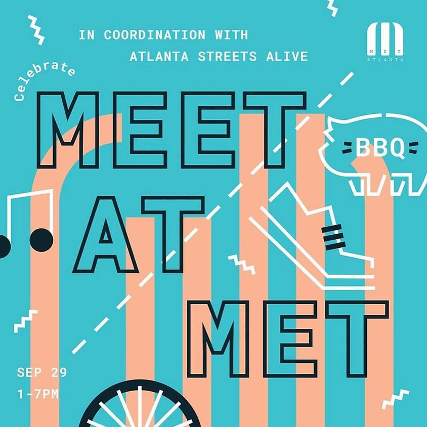 Meet us at the MET