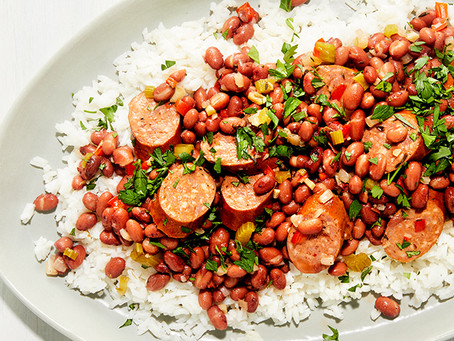 Easy Slow Cooker Red Beans and Rice