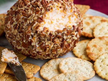 Pecan Cheese Balls