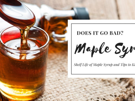 I've Been Storing Maple Syrup Wrong My Entire Life!
