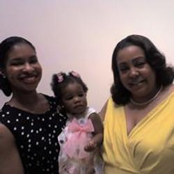 MLK, III wife & MLK,Jr Grandaughter
