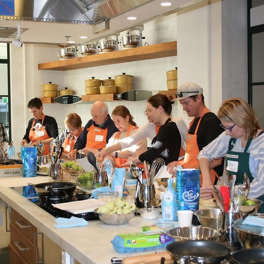 PRIVATE COOKING WORKSHOP