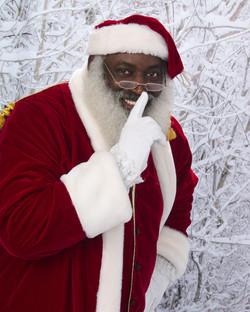 The Real Black Santa