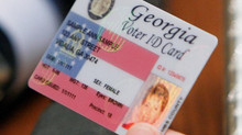 GEORGIA VOTER IDENTIFICATION REQUIREMENTS