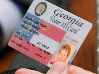GEORGIA VOTER IDENTIFICATION REQUIREMENTS