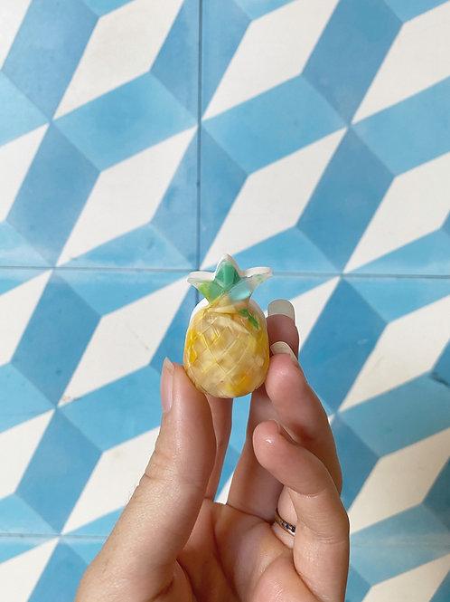 Yellow Pineapple magnet