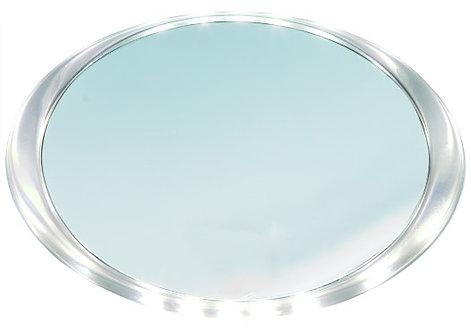 Miroir compact LED de voyage