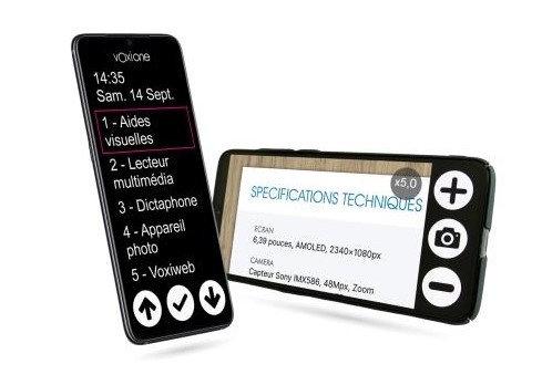 Téléphone portable Voxione