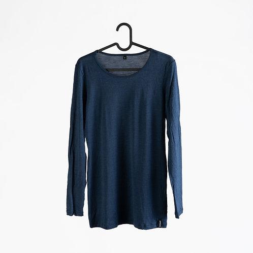 Merino-Seide-Shirt Women