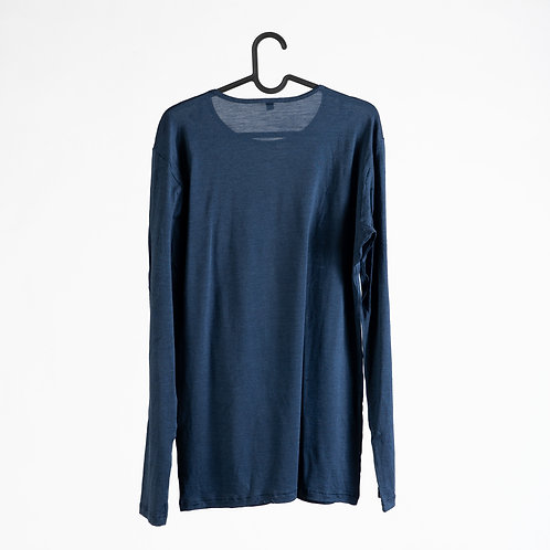 Merino-Seide-Shirt Men
