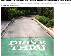 The Drive-Thru: Great for Fries, but not Refis