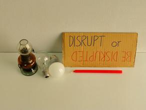 Disruptors - Friends? Enemies? or Frenemies?