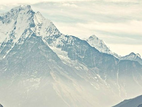 Data transformation is a lot like climbing the tallest, free-standing mountain in the world.