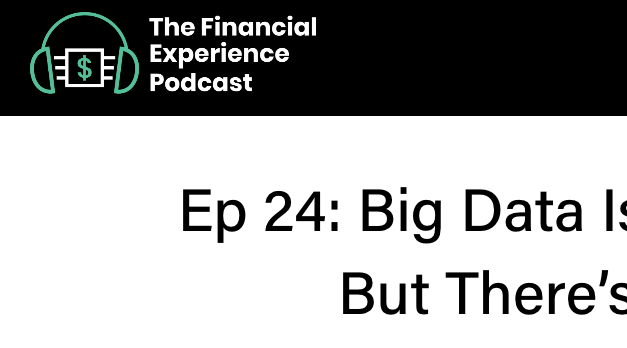 The financial experience podcast 8.8.202