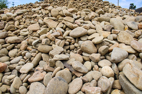 Crooked Creek™ Large River Rock