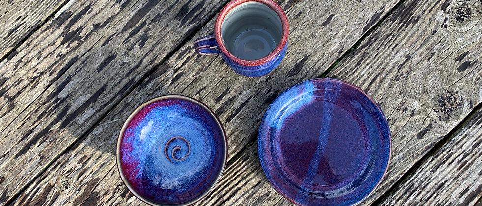 Janet Buskirk Breakfast Set #1