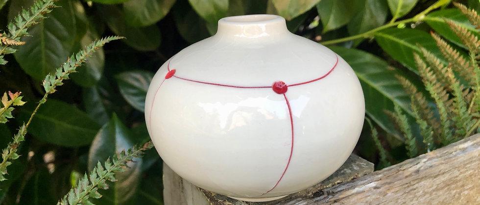 Kimberly Ota Porcelain Vase
