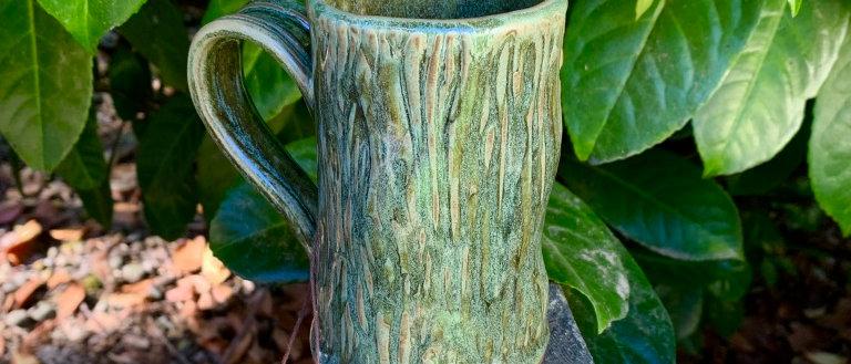 Dan Wheeler Oregon Stump Mug