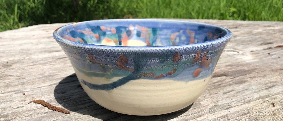 Patchwork Farm Bowl