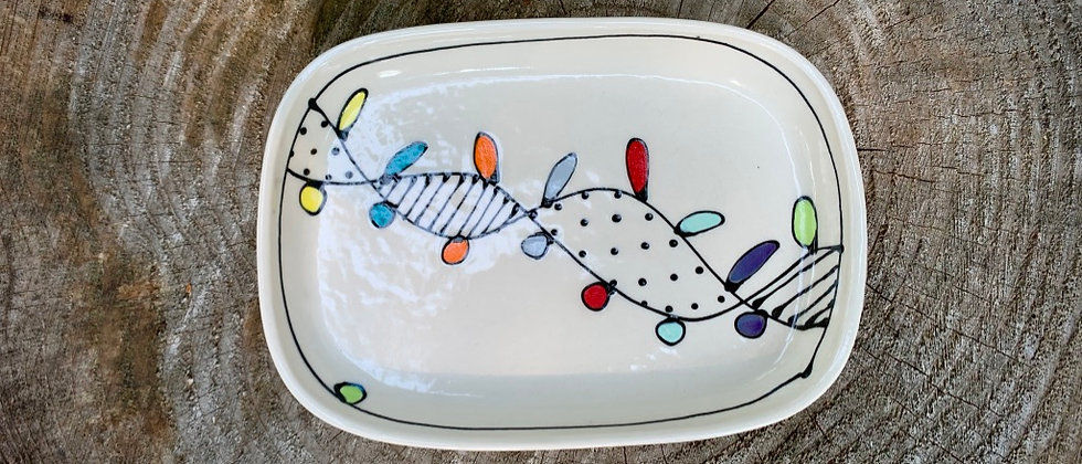 Free Wilson Small Square Plate