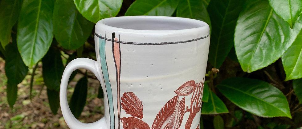 Jim Koudelka Shell Mug #2