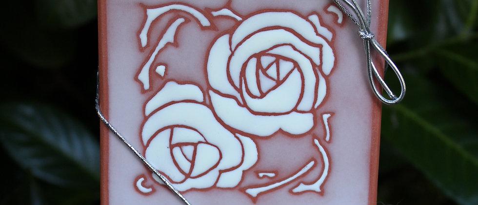 Bob Richardson Rose Coasters