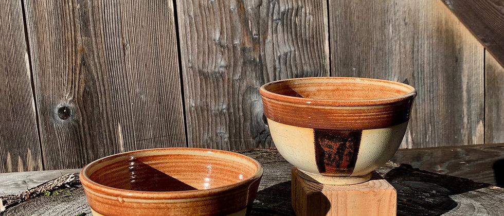 Cross Creek Clay Soup Bowl Set #1