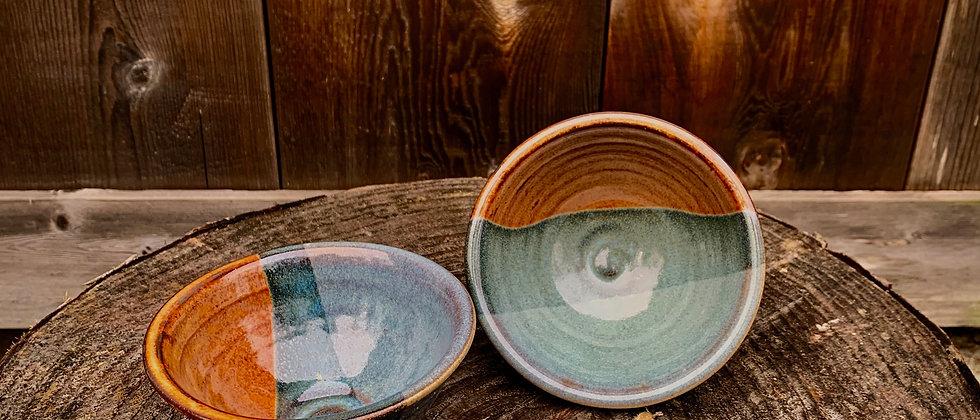 Chris Johnson Small Bowl Set #8